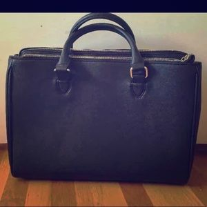Zara office bag
